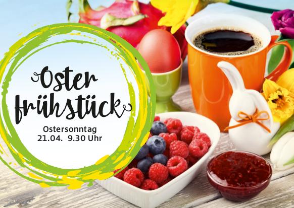 Osterfrühstück 2019
